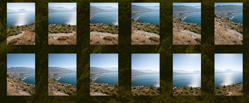 Пример панорамы
