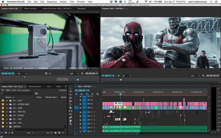 курс под названием Супер Premiere Pro