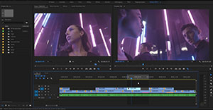 Урок №16 «Работа со скоростью в Premiere Pro»