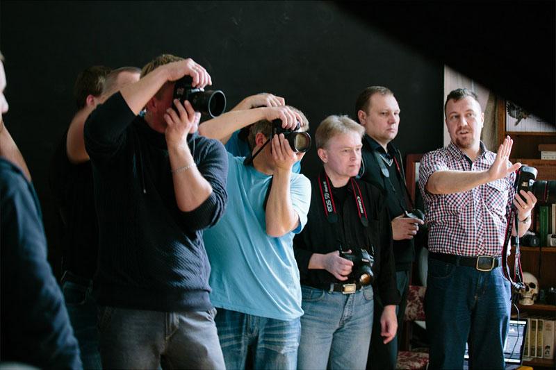Обучение профессиональной обработки фотографий фото групы 2