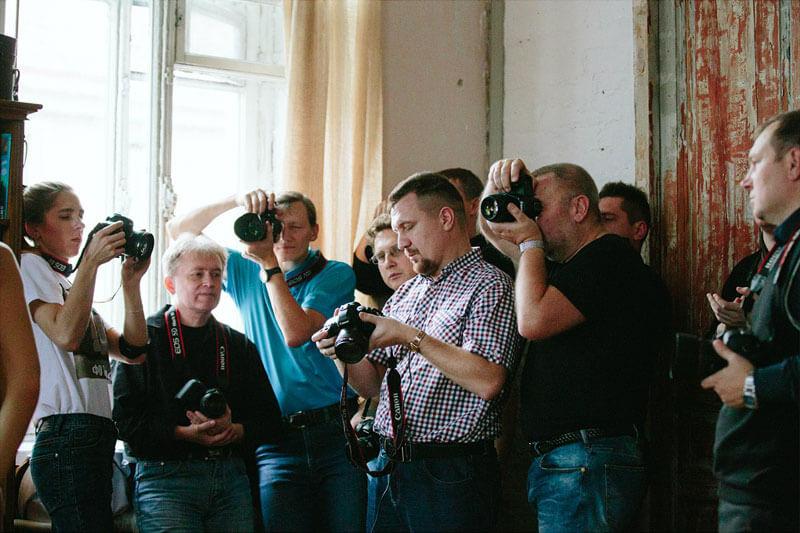 Обучение профессиональной обработки фотографий фото групы 3