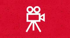 Видеокамера для съемки промо-роликов