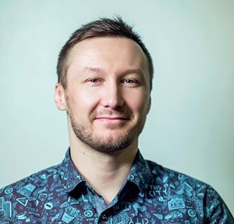 Андрей Тренин снователь школы ANIMATIONCLUB.RU