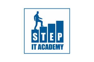 логотип сайта itstep.org