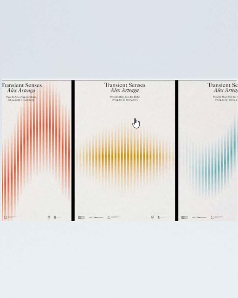 """Transient Series"" (Дизайн постера)"