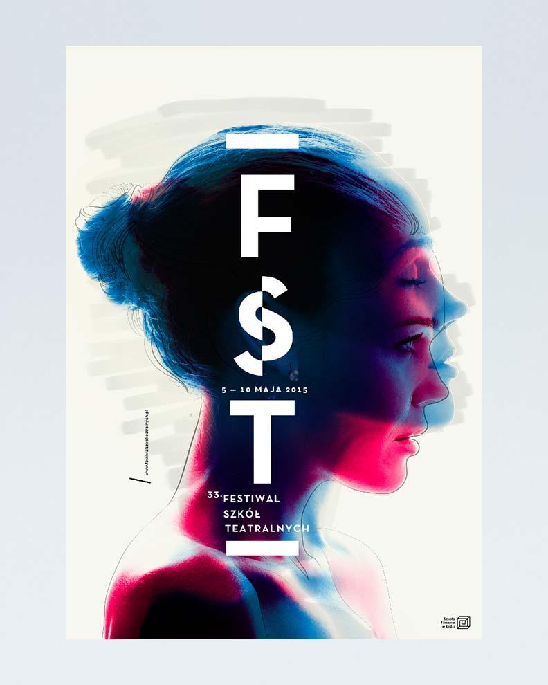 FST (Дизайн постера)