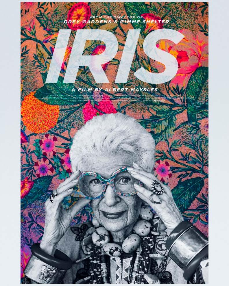 """""""Iris"""" (Дизайн постера для документального фильма)"""