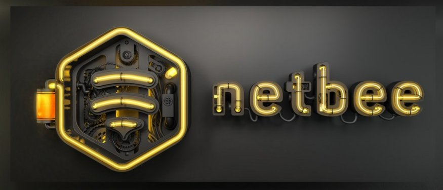 Логотип компании Нетби