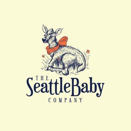 Олененок на логотипе компании детских товаров