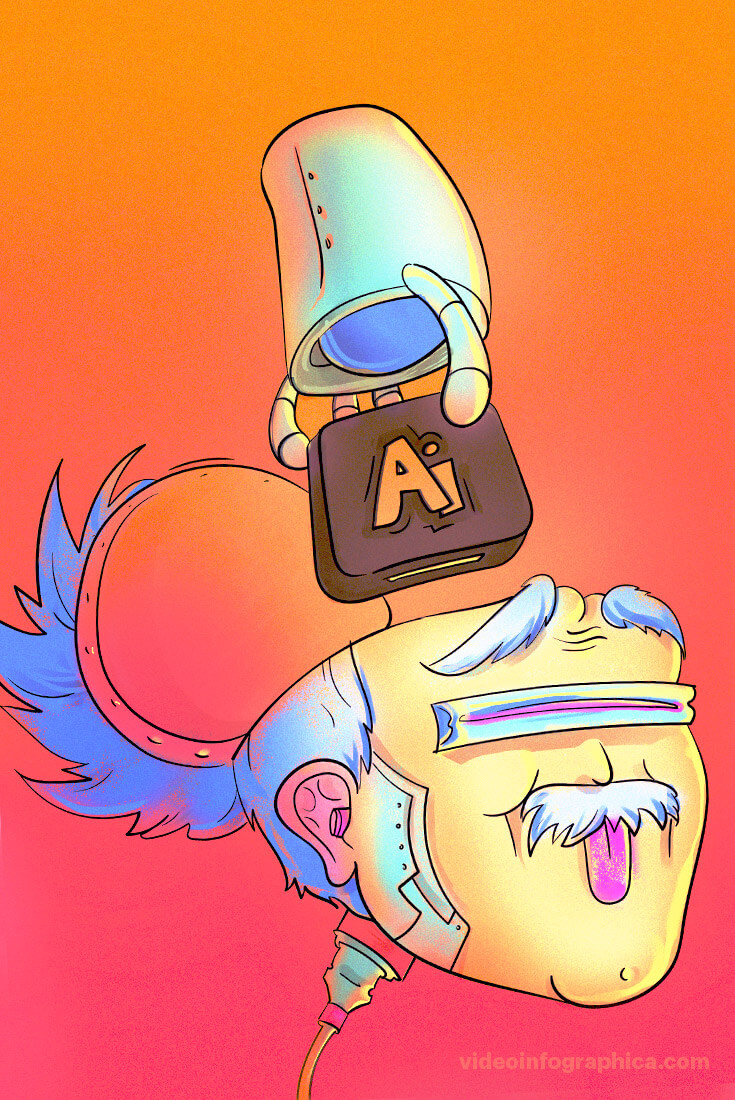 Уроки рисования в Adobe Illustrator