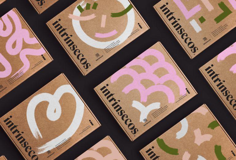 Минималистичный дизайн открыток