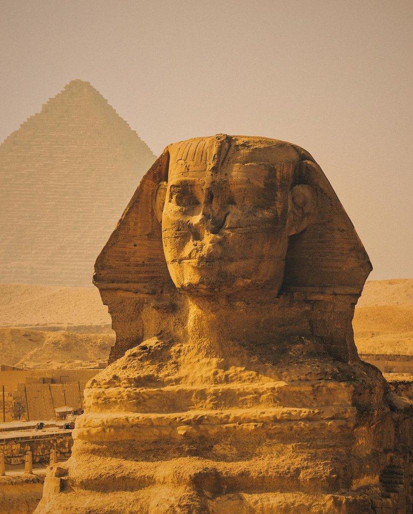 Открытки, картинки сфинкса в египте
