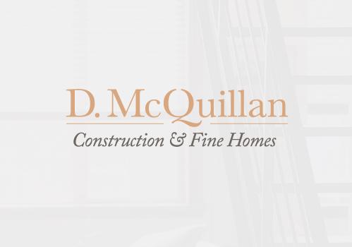 Элегантный логотип строительной компании