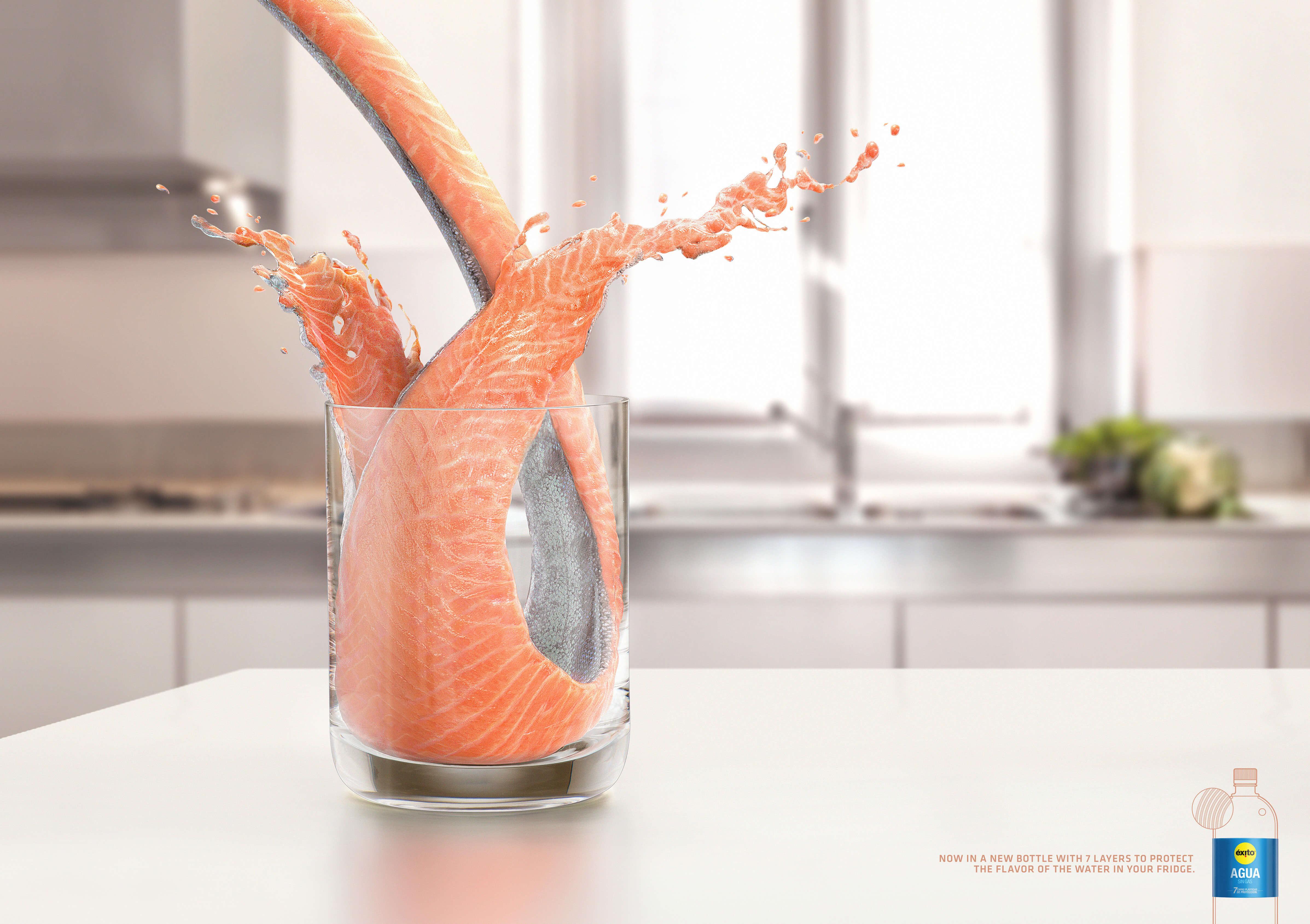 Шедевры рекламы - Exito