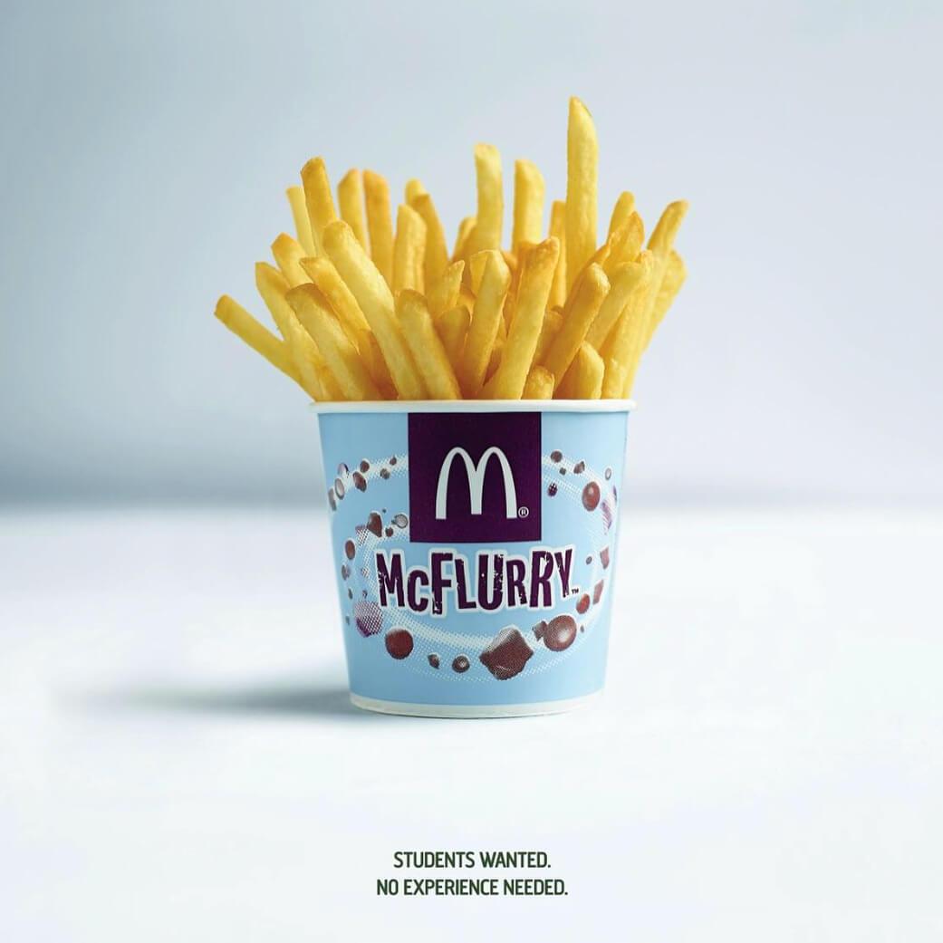Шедевры рекламы - McMistakes