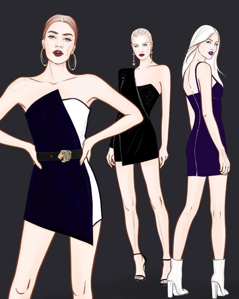 @lenaker - Fashion look