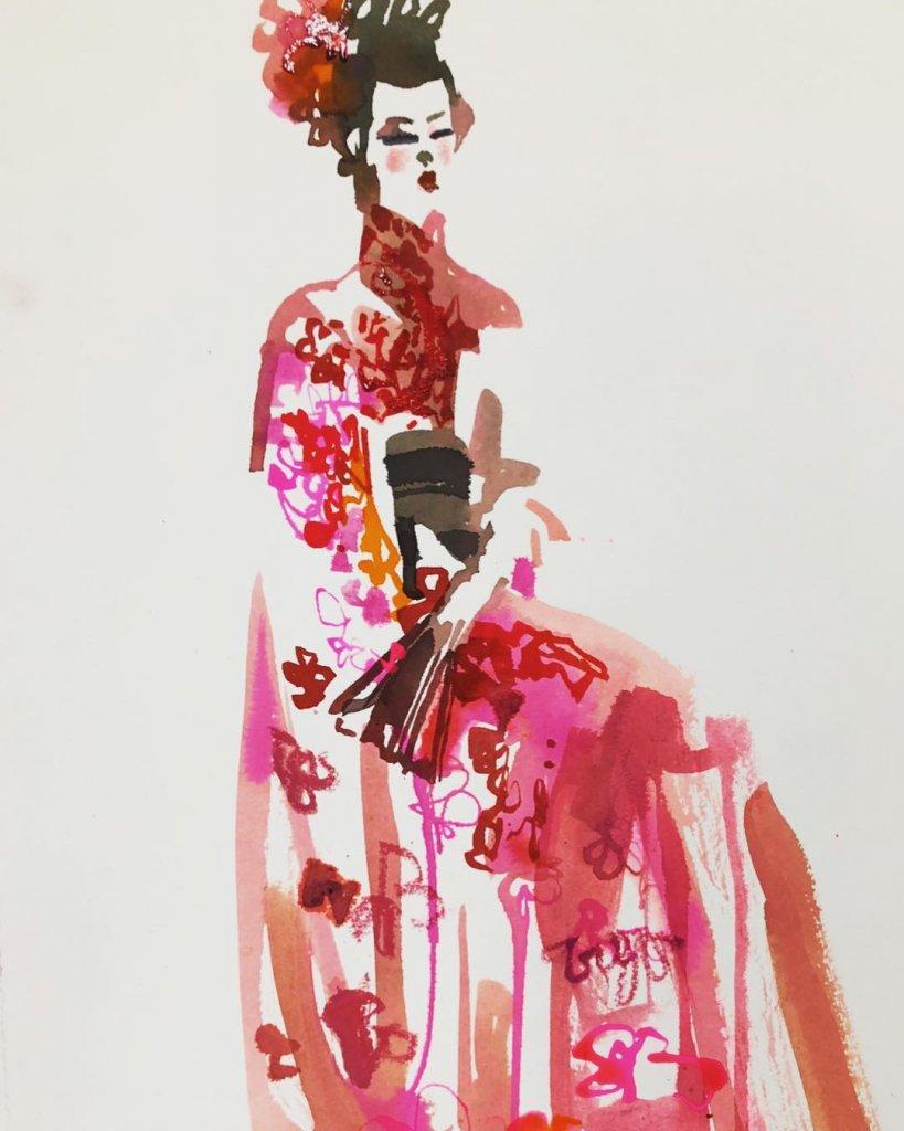 @bildonovan - China Doll
