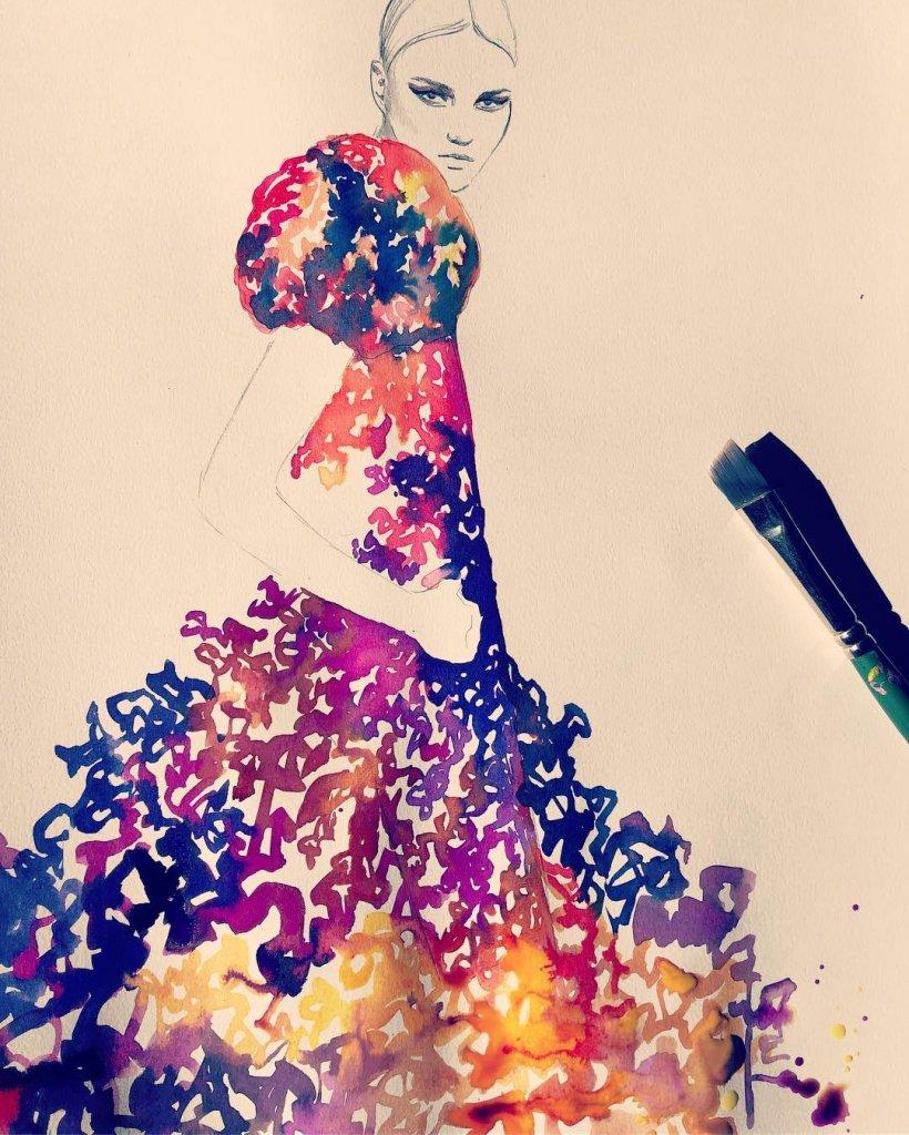 @jessillustrator - рисунок 5