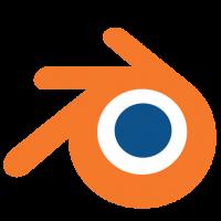 Логотип Blender