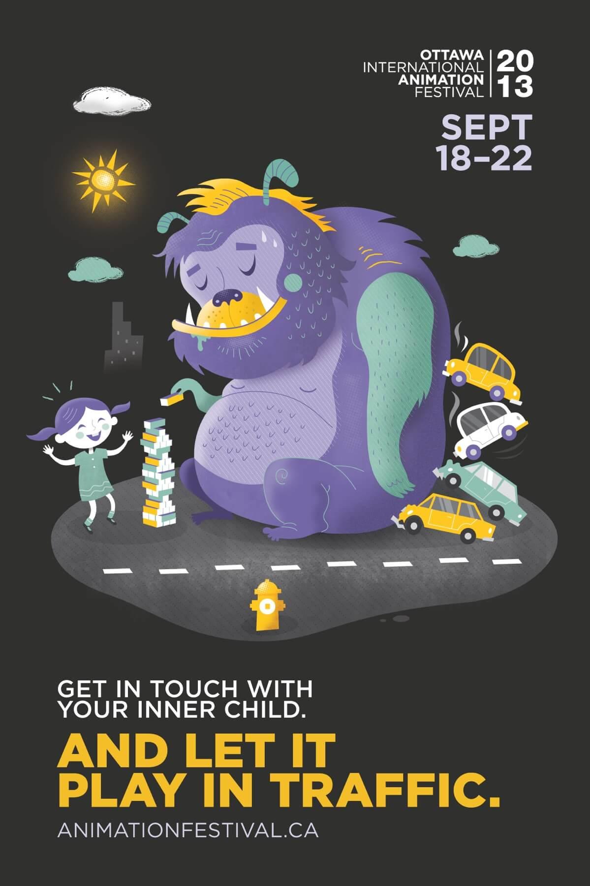 Шедевры рекламы - Международный фестиваль анимации в Оттаве