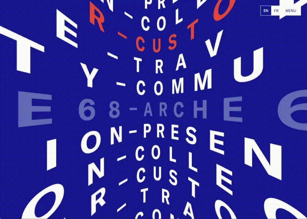 Веб-сайт Arche68