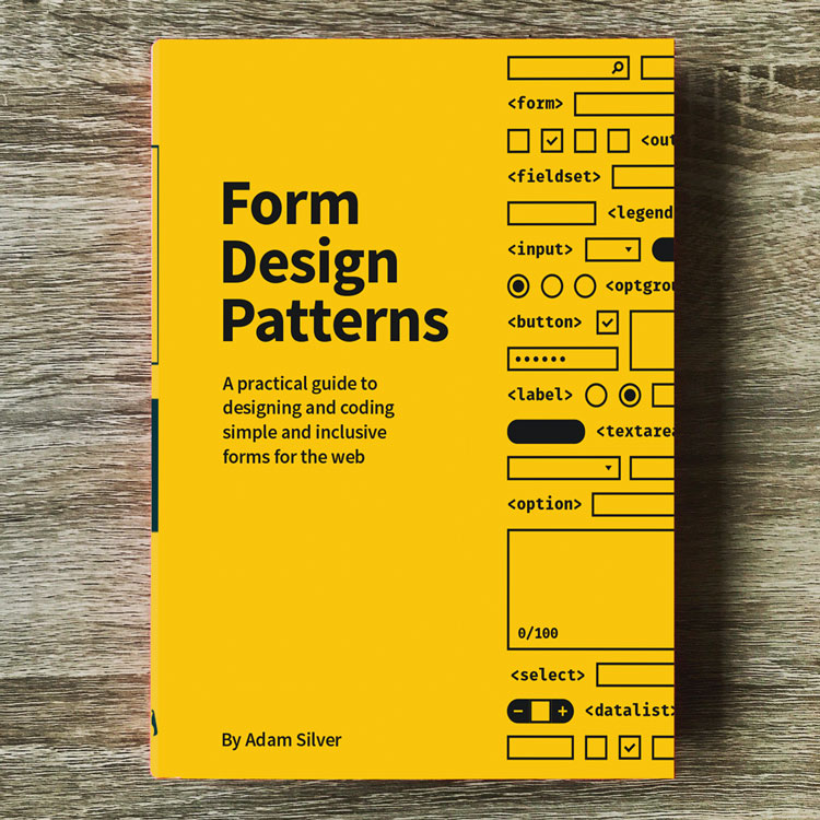 Книга Form design patterns