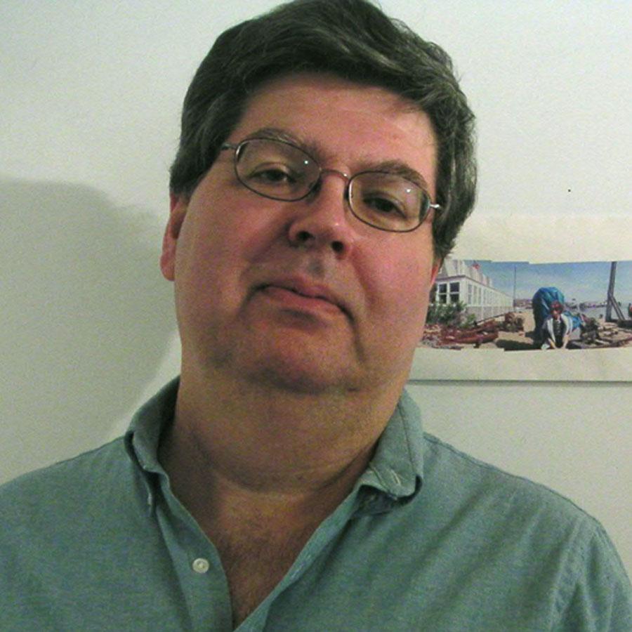 Автор книги Стив Крюг