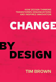 """Книга Тима Брауна """"Дизайн мышление"""""""