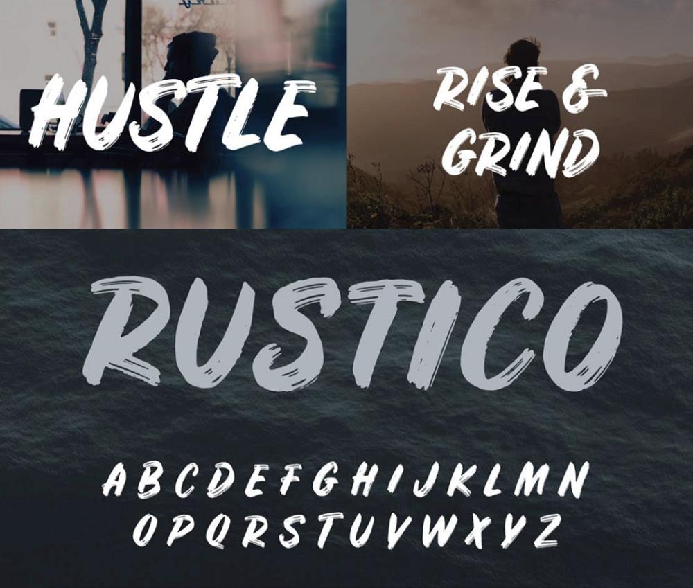 Примеры использования Rustico