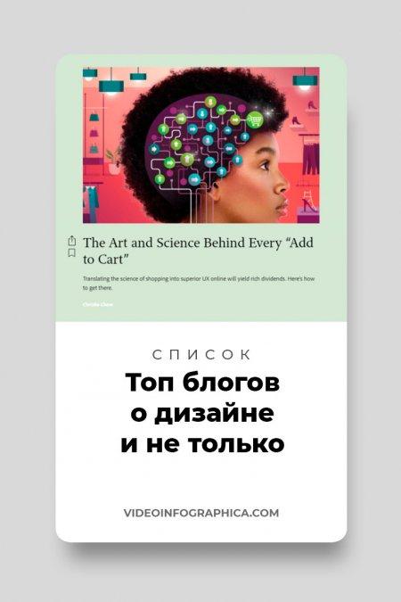 12 блогов о дизайне, чтобы быть в курсе