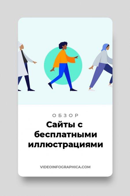 4 сайта с бесплатными премиум иллюстрациями для статей