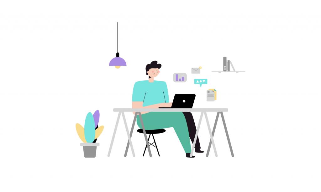 Наложение иллюстраций для дизайна