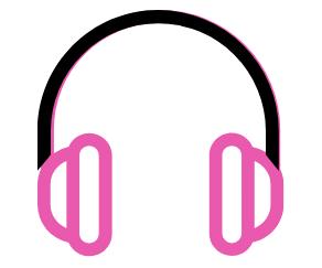 Иконка музыканта или диджея