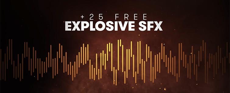 25 звуковых эффектов взрыва