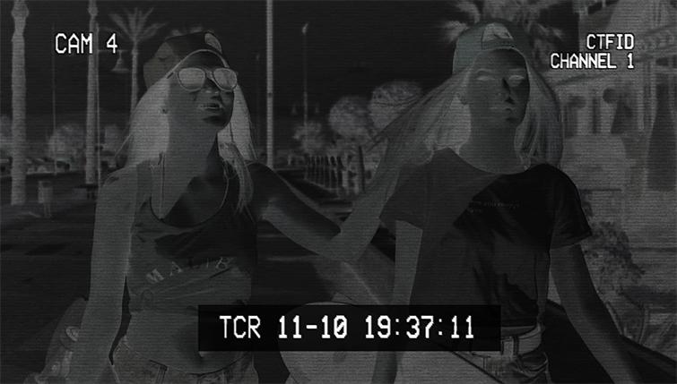 Оверлей для видеомонтажа