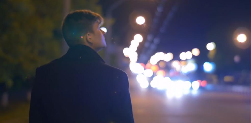 Шум людной улицы