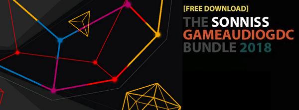 Набор The Sonniss GDC Bundle 2018