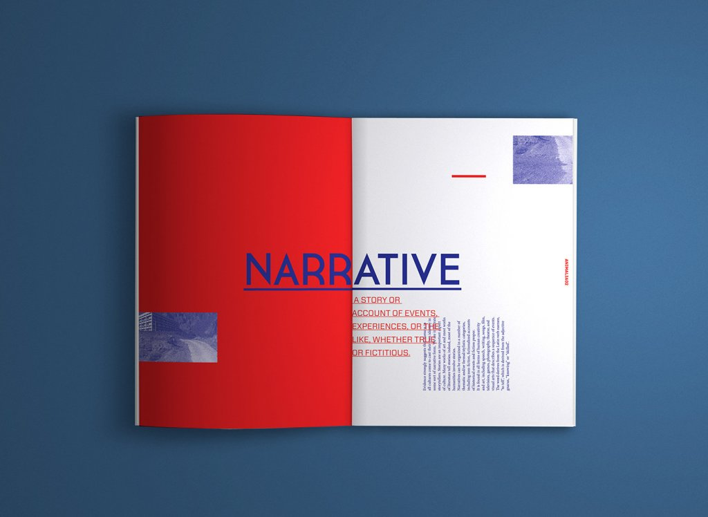 Графический дизайн публикаций Animalia от Marisa Passos пример 1