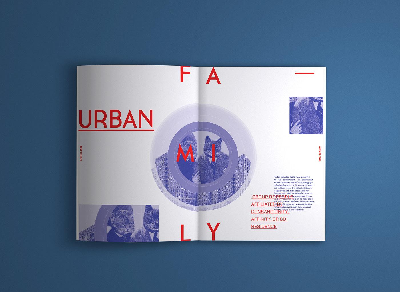 Графический дизайн публикаций Animalia от Marisa Passos пример 2