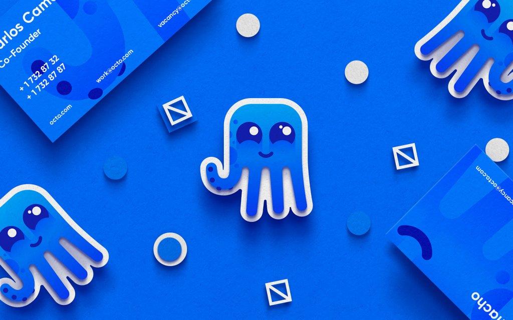 Octo — Branding & Naming от Nextpage Agency