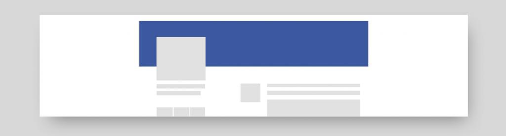 Обложка личного профиля в Фейсбук