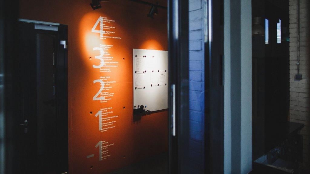 Voronezh Chamber Theatre от Manufactura IT Production & Graphic Design пример 2
