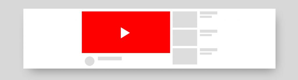 Размер видео в Youtube