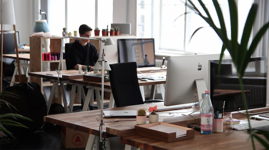 Рабочее место Графического дизайнера