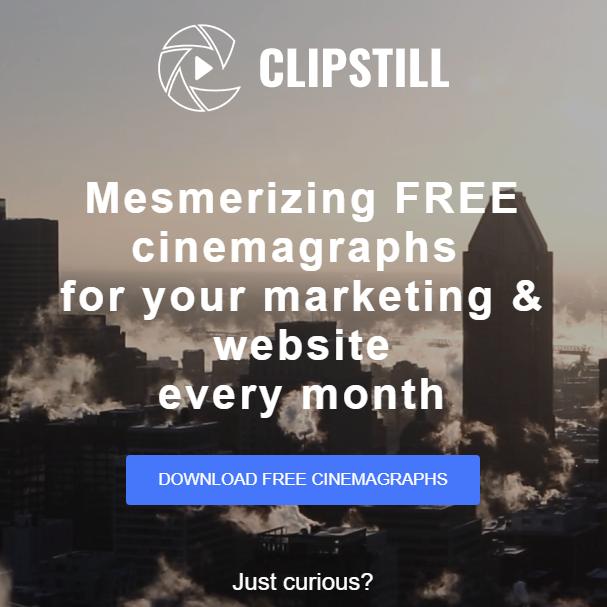 Синемаграфия бесплатно на Clipstill