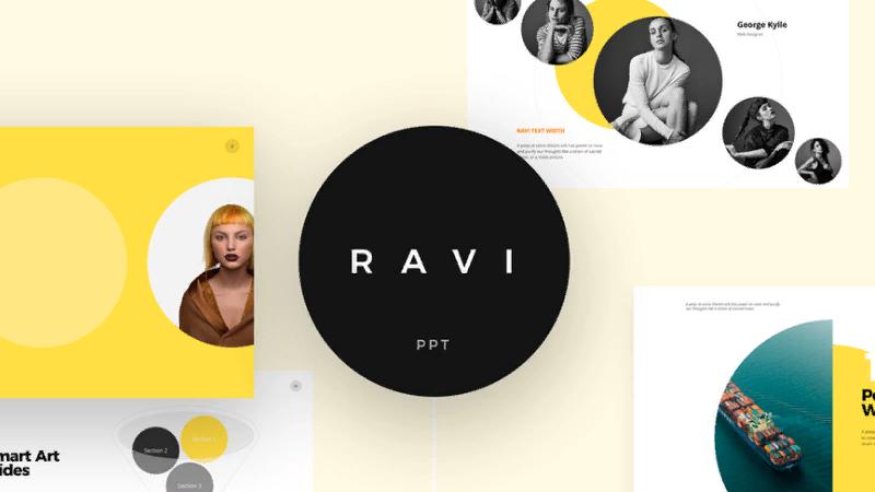 template Ravi