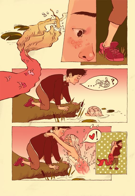 Любовный комикс