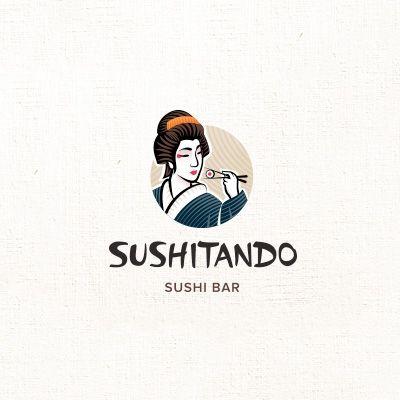 Иллюстрация в логотипах
