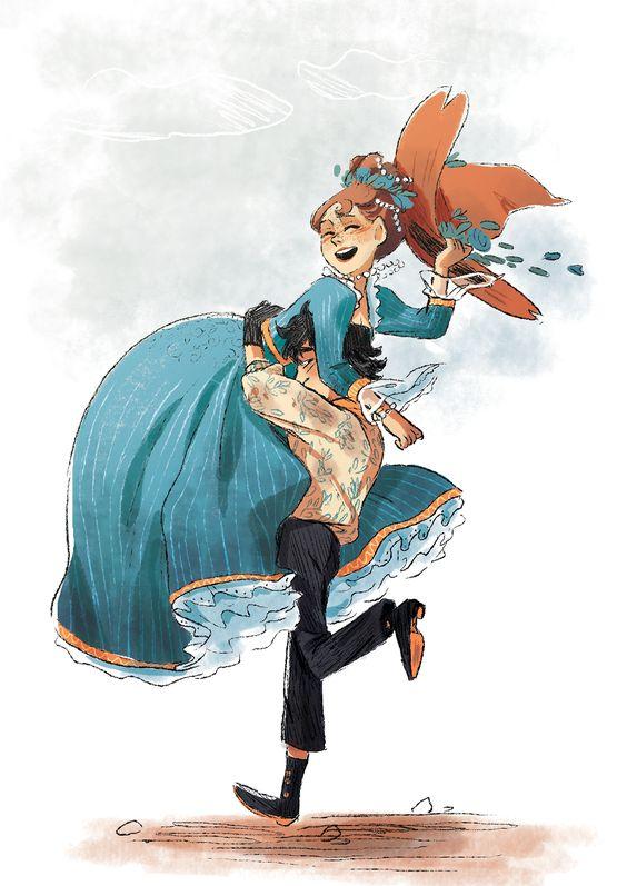 Иллюстрация для детской книги