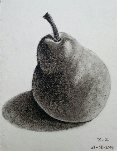 Угольный рисунок
